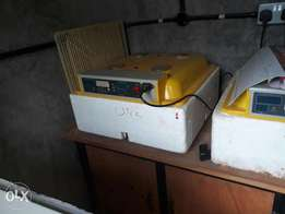 1 tray egg incubator for sale.