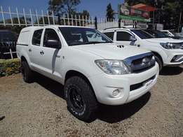 Hilux Double Cab Manual