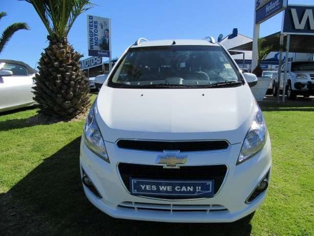 Chevrolet Spark 1.2 LS- Perfect City car Kuils River - image 2