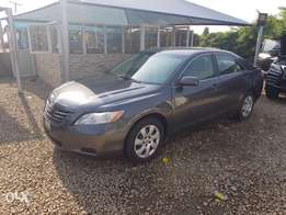 registered 2007 camry Le