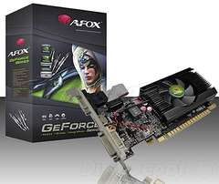 GeForce Graphics Card. AFOX 1GB. New