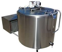 Milk cooling tanks - chillers 200litres