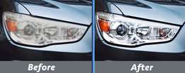 Autocare Headlight Restoration