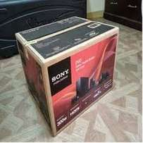 sony home theater tz140