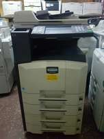 Business and office solutions, improved Kyocera Km 3060 copier