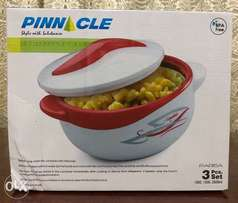 Thermo Container Insulated Casserole 3 pcs set