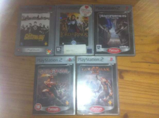 playstation 2 games Witbank - image 3