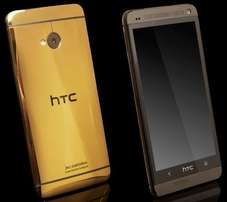 HTC deluxe smartphone brand new with warranty
