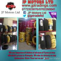 Various Tyres