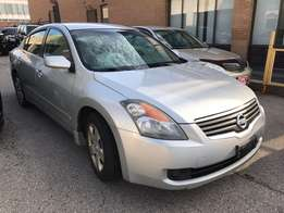 Foreign Nissan Altima 2007