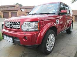 Land Rover - Discovery 4 3.0 TD SD V6 SE for sale