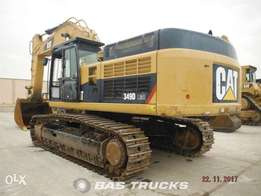 Caterpillar 349DLME - To be Imported