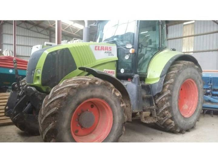 Claas axion 840 cis - 2010