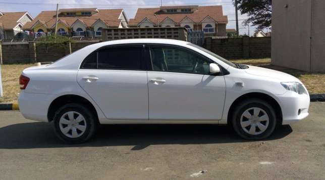Toyota axio 2009 model for 1.130M only South C - image 4