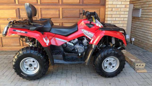 Can-Am bombardier Outlander 800 Max Centurion - image 1