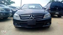 Just in 2009 model Mercedes Benz C300 series available for sales