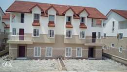 4 Bedroom Terrace at Orchid Hotel Rd, Chevron toll gate, Lekki