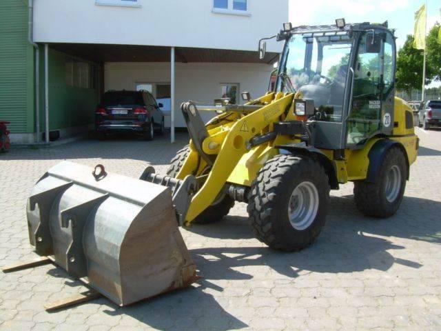 Wacker Wl 48, Bj 14, 1100 Bh, Hydr. Sw, Schaufel, Gabel - 2014