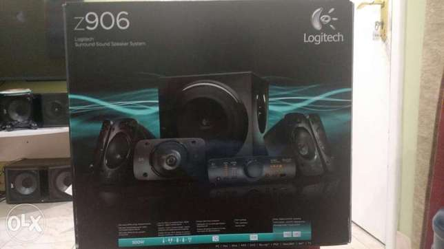 Logitech Z906 Surround speakers 5.1 500w