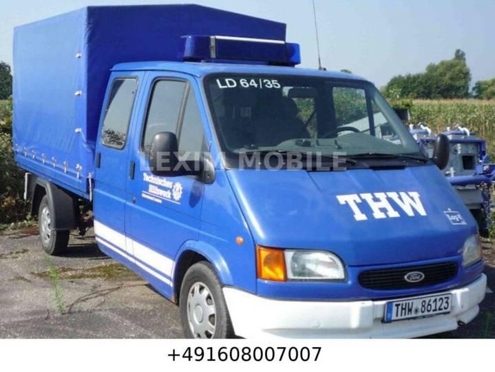 Ford Transit Pritsche 2.5 FT 100 Lang - 1999