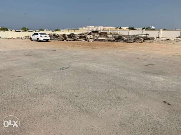 Big Land For Rent In Ghala Industrial Area Near Main Street