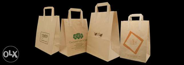 Brown khaki bags,Flour bags,Smokie bags,Chips sheets&bags,Meat sheets Zimmerman - image 5
