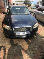 2005 Audi A4 2T in good condition