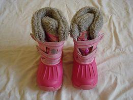ade3602b747c98 Сапоги зимние на девочку, термоботинки, чоботи, черевики, ботинки