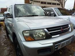 A pajero short, 2000model on sale