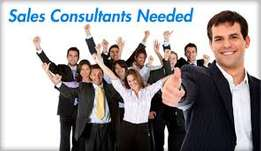 Sales Consultants Needed