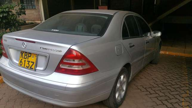 C180 Merc for sale Westlands - image 2