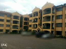 Three bedroom apartment master ensuit in lavington