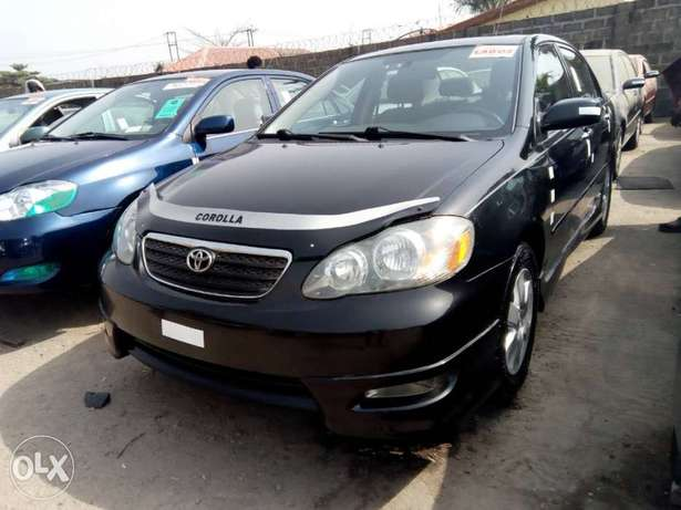 Toks 2007 Toyota sports edition. Negotiable price Lagos Mainland - image 1