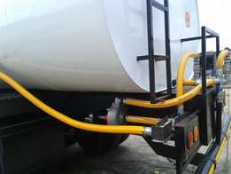 Water Tanker Manufacturing Available call us for more information