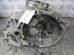 forcus gearbox 6 speed 2.0tdci
