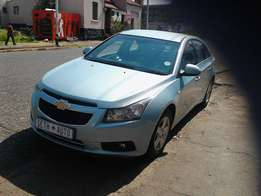 2012 Chevrolet cruze 1.6 LS, 89000 km for R95000