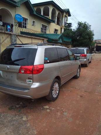 Toks Sienna LE 2008 Direct Lagos Mainland - image 4