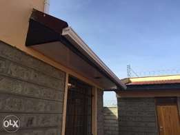 Plastic gutters supplier