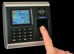 Biometric for access control and time attendance