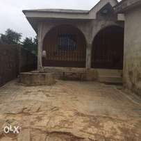 Room and parlour self-contained via agbado ait