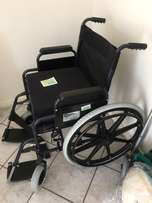 Wheel chair and medical equipment