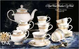 Porcelain French Coffee and Tea Sets for Wholesale