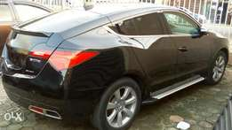 Grossy Acura ZDX 2010 Model