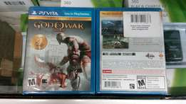 God of war collection for ps vita