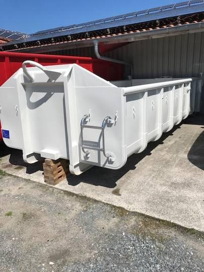 Petersen-Rickers Erdcontainer 5500x2380x1000mm (am Lager) - 2019