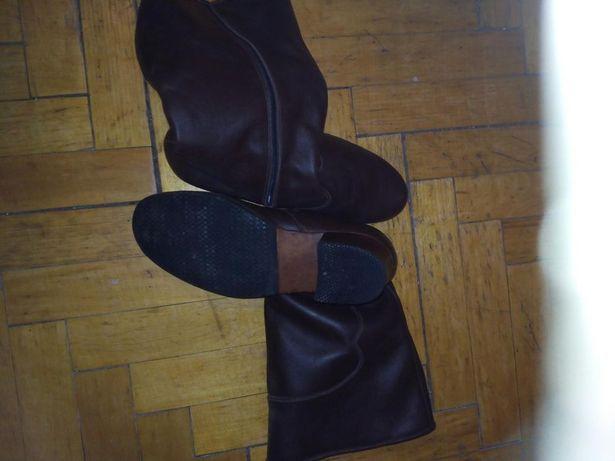 061f1cae6f74d9 Архів: Нові жіночі шкіряні зимові чоботи: 500 грн. - Жіноче взуття ...
