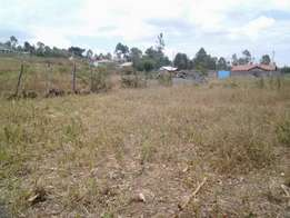 1/8th Acre vacant plot for sale in Glan Njoro (RVIST)
