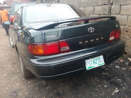 Registered 1997 Toyota Camry LE