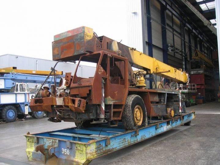 Terex Ppm 280 Att For Parts