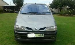Renault Magane Scenic2.0 RXE
